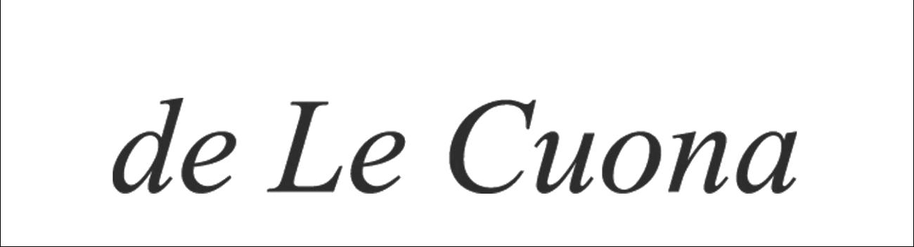 de Le Cuona_ Logo