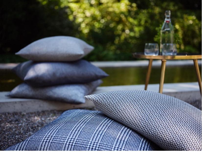 Cuscini esterno Fishbacher