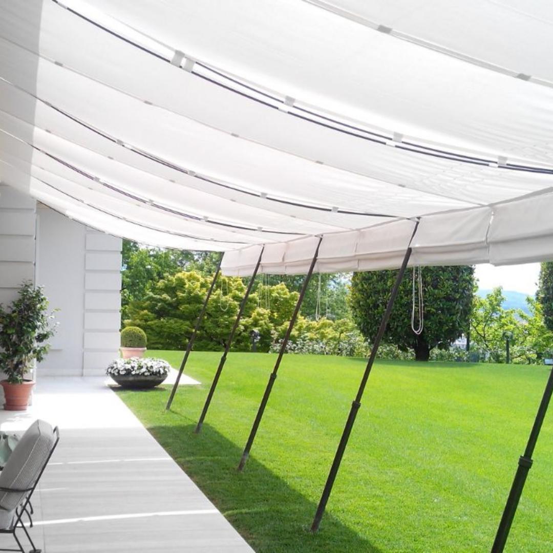 tende esterno per giardino